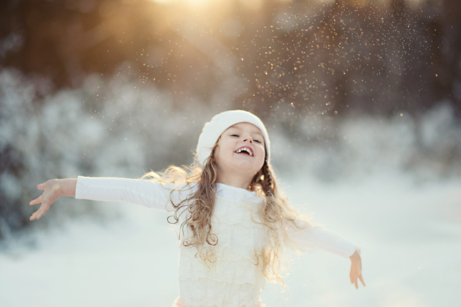 10 trucs pour garder le sourire durant l'hiver